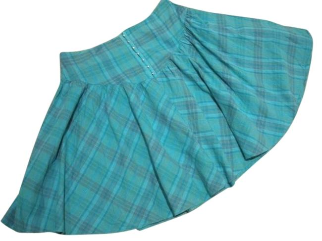 Preload https://img-static.tradesy.com/item/16474051/blue-greenaqualilac-subtle-plaid-pattern-ladies-dropped-waist-hook-closure-flared-skirt-size-10-m-31-0-1-650-650.jpg