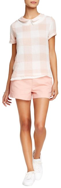 Preload https://img-static.tradesy.com/item/16474456/harlowe-and-graham-pink-high-waist-shorts-size-8-m-29-30-0-3-650-650.jpg