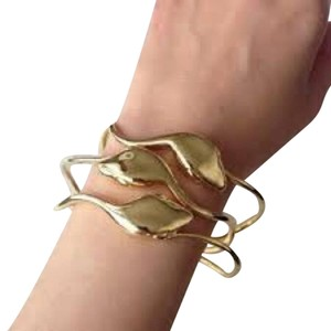 Tory Burch Serpent Stacking Bangles