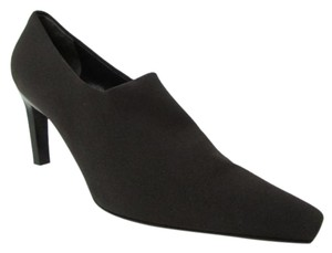 Anne Klein Pointed Toe High Heels Black Pumps