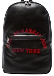 Marc by Marc Jacobs Leather Bookbag School Backpack