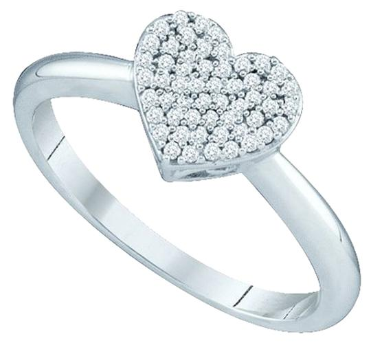 Preload https://img-static.tradesy.com/item/1647526/white-gold-diamond-briang-10k-015-cttw-heart-micro-pave-luxury-fashion-ring-0-0-540-540.jpg