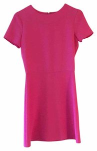 Gianni Bini short dress Pink Hot Pink Fushia on Tradesy