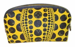 Louis Vuitton Louis Vuitton Limited Edition Yayoi Kusama Cosmetic Pouch PRISTINE!