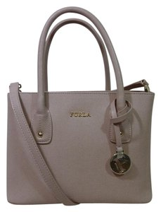 Furla Tote in Blush/Pink