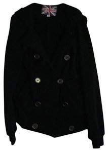Miss London Pea Coat