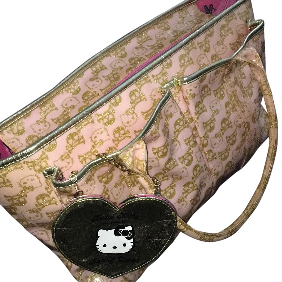 287ce0be54 Hello Kitty Pink Shoulder Bag - Tradesy
