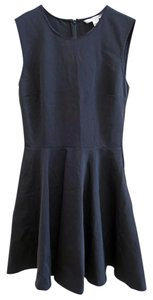 Diane von Furstenberg Fit And Flare A-line Lbd Work Dress