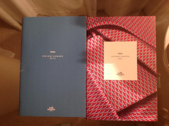 Hermès 7 Hermes Paris Catalogues from 2012-2014