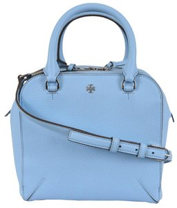 Tory Burch Satchel Purse Satchel Blue Messenger Bag
