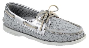Sperry Grey Flats