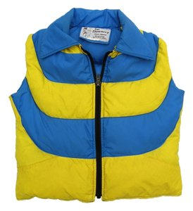 The Downery U Of M Michigan Vest