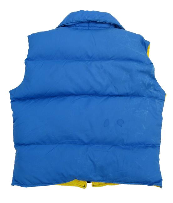 The Downery U Of M Michigan University Of Michigan Tailgating Down Back To Future Vest