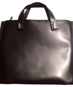 Lamarthe Tote in Black