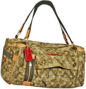 Louis Vuitton Limited Edition Monogram Camouflage Classic Shoulder Bag