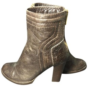 Chloé Size 37 Size 6.5 Brown Boots