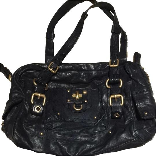 Preload https://item2.tradesy.com/images/juicy-couture-black-and-gold-leather-shoulder-bag-1647871-0-0.jpg?width=440&height=440