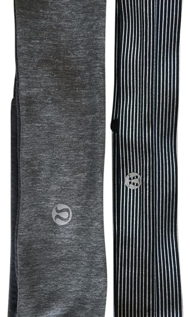 Item - Black Grey White Activewear Gear Size OS (one size)