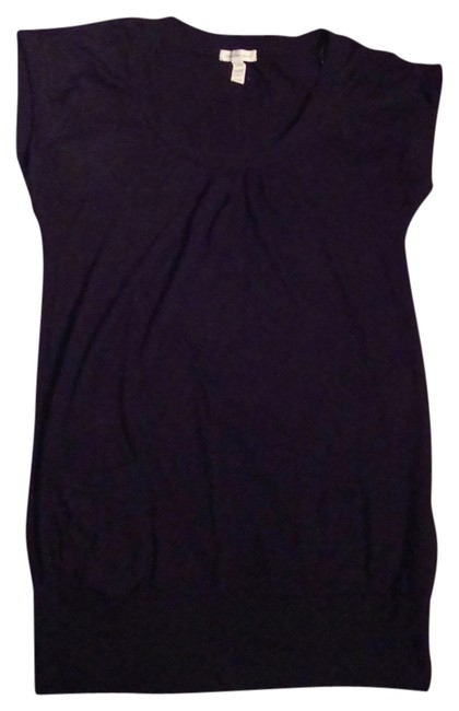 Preload https://item1.tradesy.com/images/unknown-tunic-black-1647890-0-0.jpg?width=400&height=650