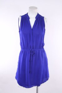 Aritzia short dress Blue Aritizia Babaton Electric on Tradesy