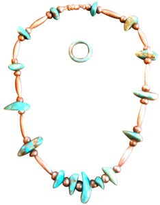 Other turquoise Necklace,