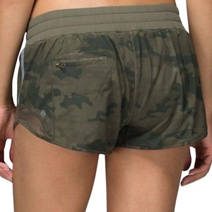 Lululemon Like New Lululemon Hotty Hot Shorts Camo Savasana Size 4