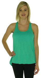 Ideology Ideology Women's T-Back Stretch Tank Green Goddess
