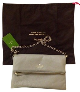 Kate Spade Leather Clutch Shoulder Bag