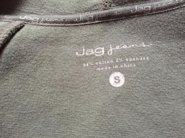 Jag Jeans Zip Up Small Sweatshirt