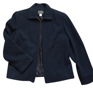 Louben Wool Blue Coat