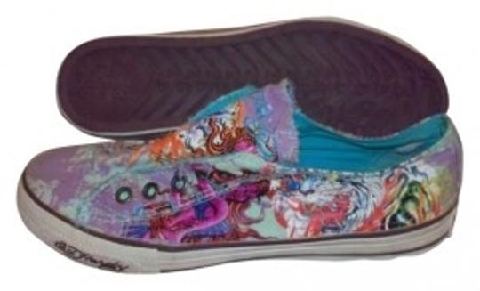 Preload https://item2.tradesy.com/images/ed-hardy-multicolor-flatathletic-flats-size-us-8-164826-0-0.jpg?width=440&height=440