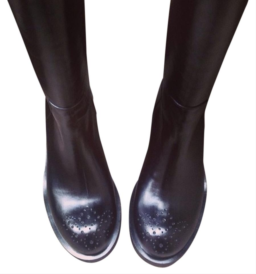 1ff7356addb4 Black Boots Booties Size US 10.5 Wide (C