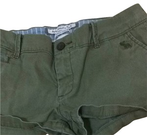 Abercrombie & Fitch Shorts Earth Tone Green