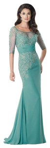 Montage Loden Green 114911 Dress