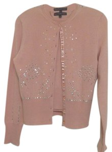Regina Kravitz Couture Cashmere Twin Set Cardigan