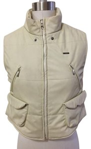 Gianfranco Ferre Fleece Lined Vest