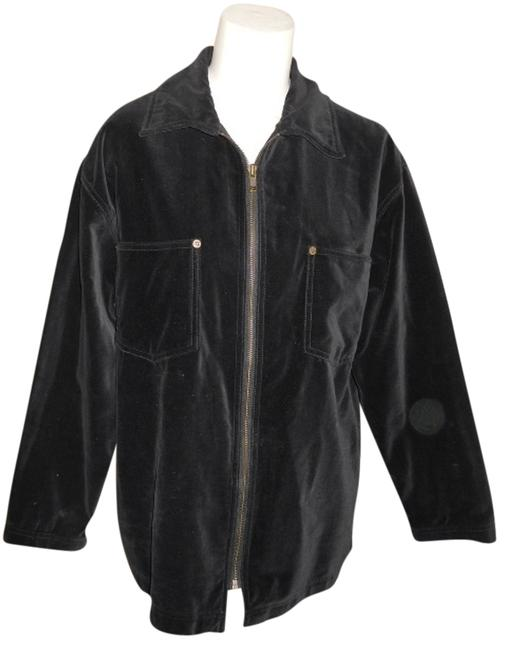 Denim & Co. black Jacket