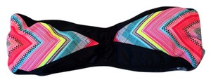 Pacific Sunwear Patterned Halter Bandeau
