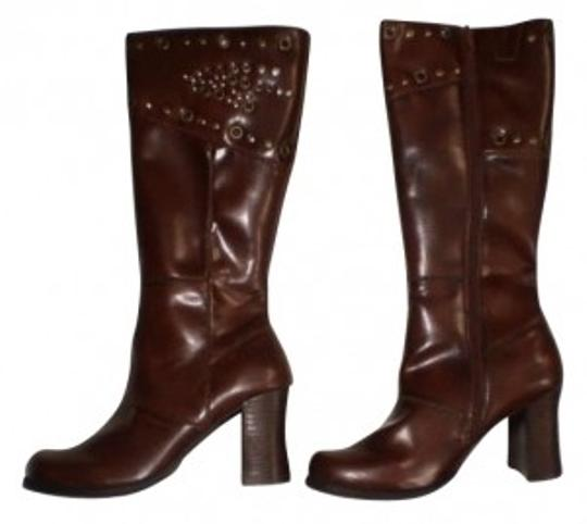 Preload https://img-static.tradesy.com/item/164893/kenneth-cole-brown-new-bootsbooties-size-us-85-0-0-540-540.jpg