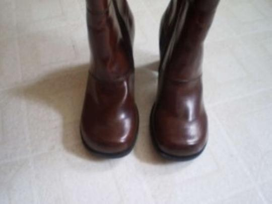 Kenneth Cole New brown Boots