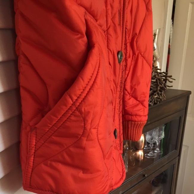 Fossil Quilted Jacket Winter Coat