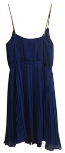 Suzi Chin for Maggy Boutique Summer Pleated Dress