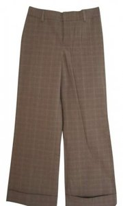 Gap Trouser Pants Brown
