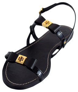Tory Burch Kailey Tory Pumps Black Sandals
