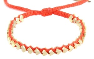 Ettika New Ettika This Way To The Dessert Orange Friendship Bracelet