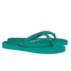 Tory Burch Emerald Sandals