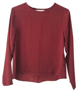 H&M Top Red