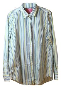 Charles Tyrwhitt Button Down Shirt Multi color
