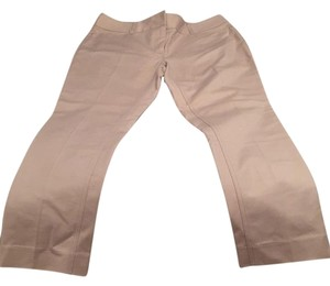 White House | Black Market Khaki/Chino Pants Beige