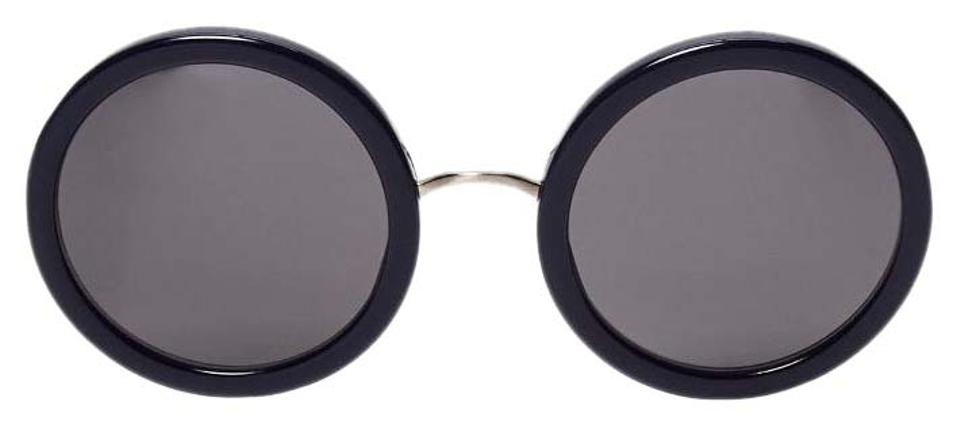 9b8a0646a466 The Row Tortoise X Linda Farrow Sunglasses - Tradesy
